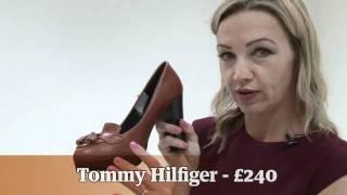 How to dress: High-heeled loafers