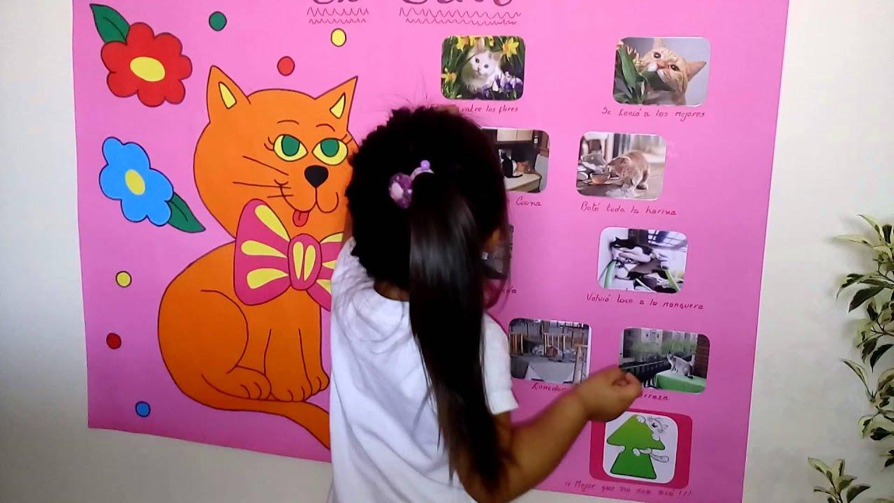 Ensayo para su primera disertaci n para el jard n youtube for Como ahuyentar gatos del jardin
