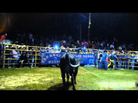 Jaripeo de Feria San Agustín Mimbres 25 de Agosto 2012