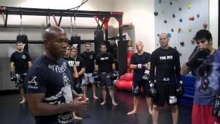 Boxing: Howard Davis Jr. Seminar at The Pit Martial Arts