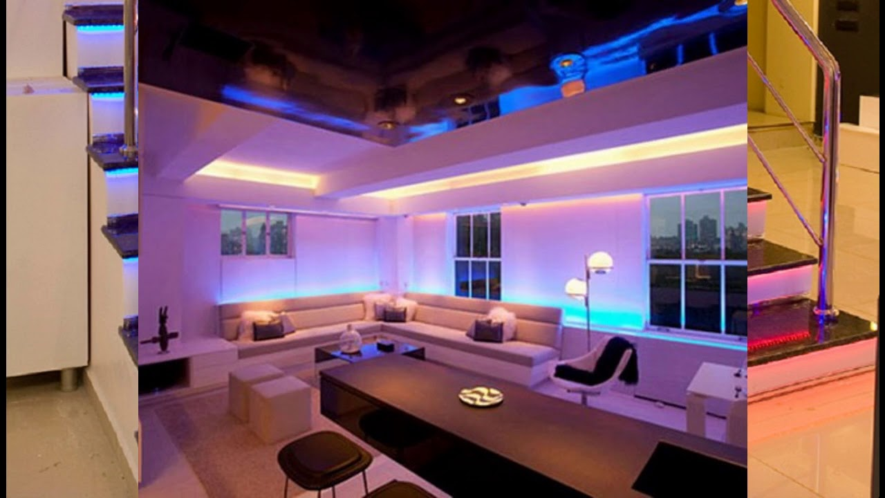 Home led beleuchtung design ideen - YouTube