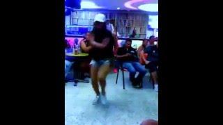 mujeres bailando champeta africana