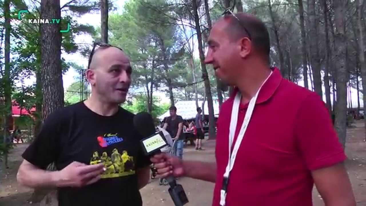 Interview de Hakim Amokrane, du groupe Zebda
