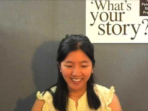 Palo Alto Story Project: Yoo Hsiu Yeh