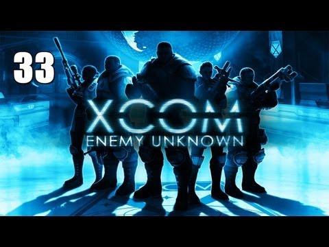 XCOM Enemy Unknown #33 - У последней черты