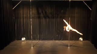 Laura de Souter - Pro - Belgian Pole Dance Championship 2018