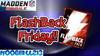 Madden Mobile 16 Flashback Friday Ep  4