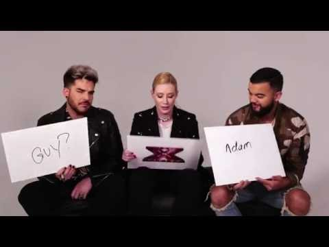 X Factor - How well do Iggy, Guy and Adam know each other? Mp3