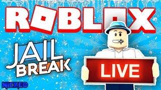 🔴 JAILBREAK AGGIORNAMENTO WINTER DAL VIVO! #ROADTO3K . Roblox LIVE 🔴