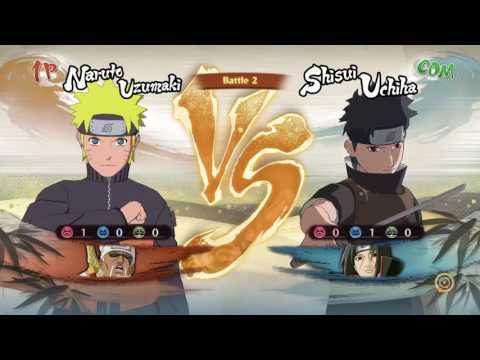 Natuto Ninja Storm 4