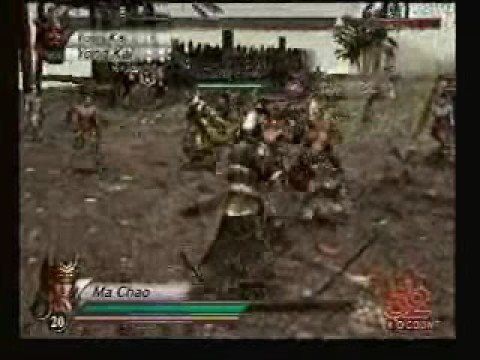 dynasty warriors 4 how to get out of stun