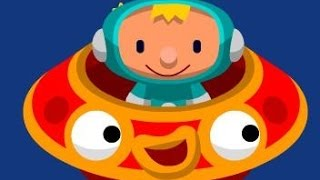 Nick JR Spinner The Space Kid - Cartoon Movie Game in English New 2014 HD