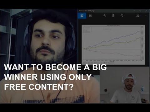 How to become a winner using ONLY my free content