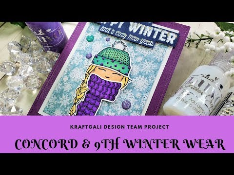2 Styles with Concord & 9th Winter Wear