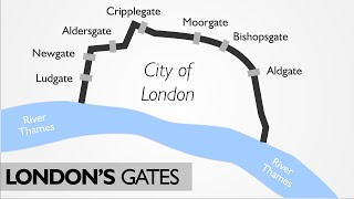 The Gates Of The City Of London