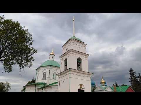 Звон колоколов церкви Сорока мучеников Севастийских в Печорах