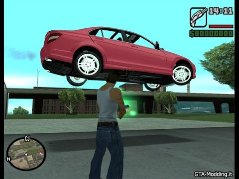 GTA San Andreas - Best Cleo Mods PC 2015 [HD]
