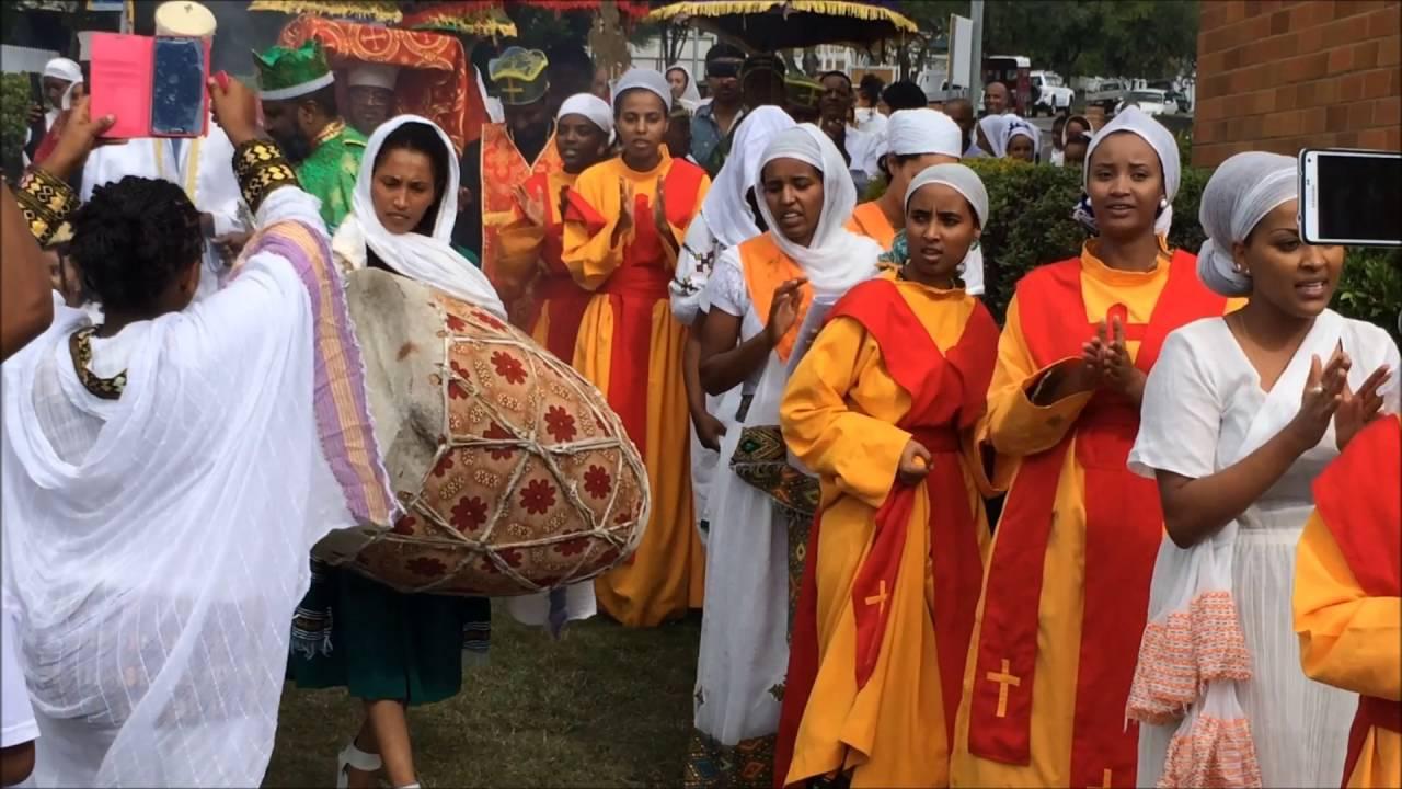 54ae7d3961c St George Ethiopian Orthodox Tewahedo Church Annual Celebration Part ...