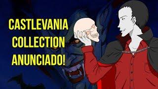 Castlevania Collection Anunciado!