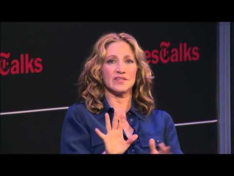 Edie Falco | Clip | TimesTalks