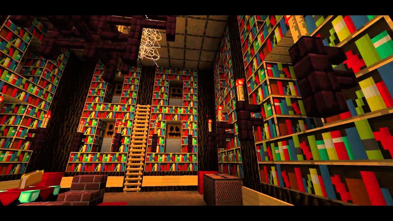 Minecraft Haunted Mansion