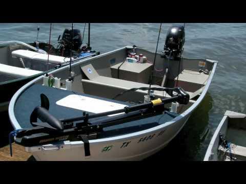 14ft modified jon boat
