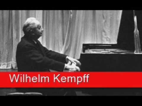 Wilhelm Kempff: Chopin - Andante Spianato & Grand Polonaise in E Flat Major, Op. 22