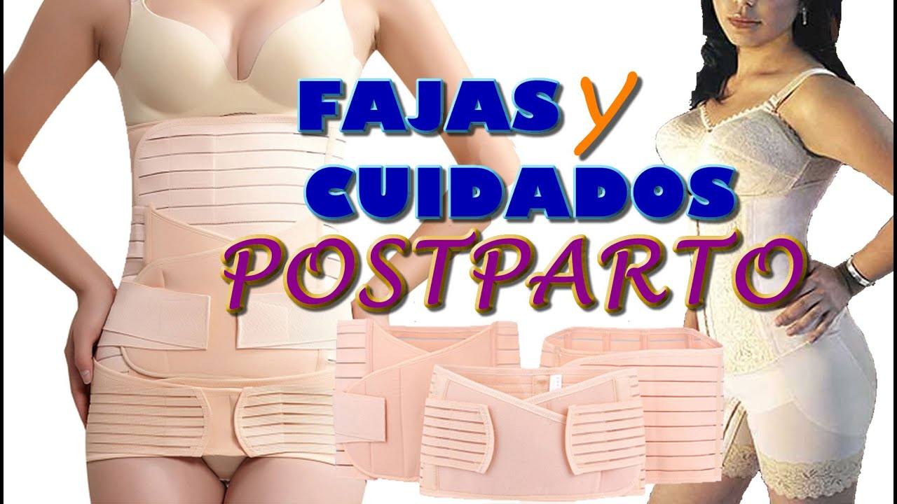 faja post cesarea si o no