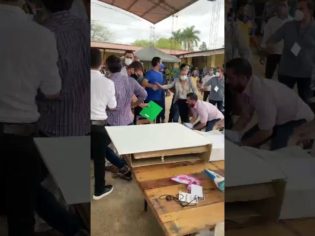 Reportan incidentes en la Escuela Mariscal Estigarribia, Luque.