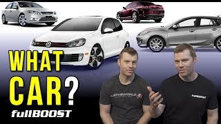 BENCH TORQUE | What car should we buy? | fullBOOST