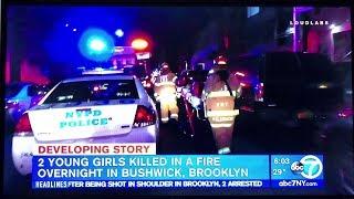 Loudlabs on TV | Fatal Bushwick Fire | NY1, CBS, NBC, ABC, PIX11, & Telemundo