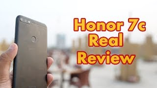 Honor 7c Full Review | Better Than Y7 Prime?