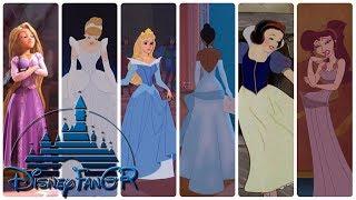 Τα φορέματα της Disney