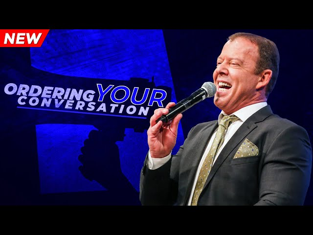 Ordering Your Conversation | Pastor At Boshoff | 27 October 2019 AM