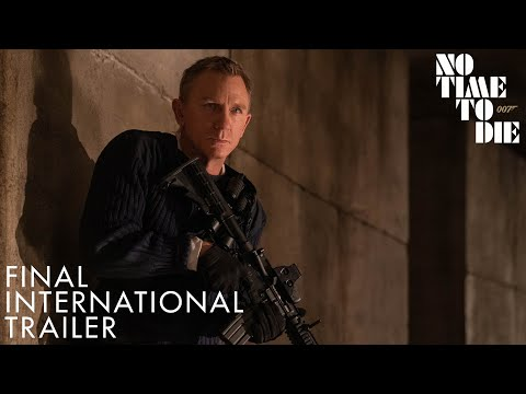 Download No Time to Die – Final International Trailer (Universal Pictures) HD