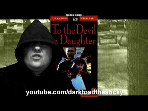 To the Devil a Daughter (1976) Review by Zombie Toad - Daughters of Heaven and Hell Week - Sunday