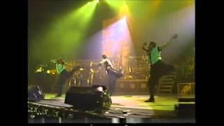 DOUBLE'T'90 LIVE video.