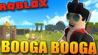 NEJLUXUSNĚJŠÍ SURVIVAL HRA V ROBLOXU! | ROBLOX: Booga Booga