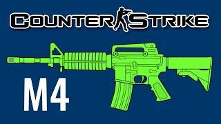M4 - Counter-Strike Evolution