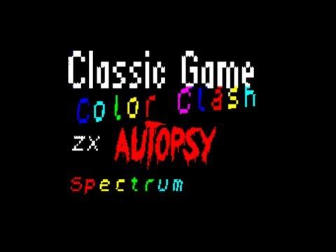 ZX Spectrum Colour Clash - Classic Game Autopsy