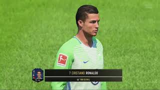 Cihan vs TimoX - FIFA 18 - FUT Champions Cup - Barcelona