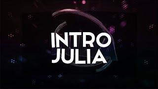 •♥ JuliaGameuse Intro | By Zéfix ♥•