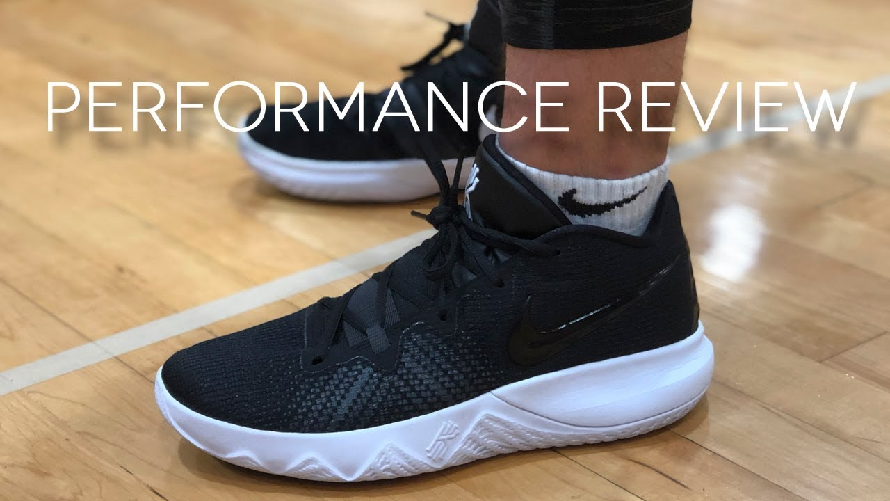 Consejo Avenida raíz  Nike Kyrie Flytrap Performance Review - YouTube
