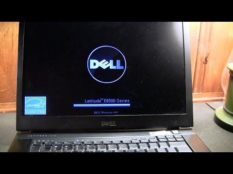 A Decade Later (Almost): Dell Latitude E6500 Laptop