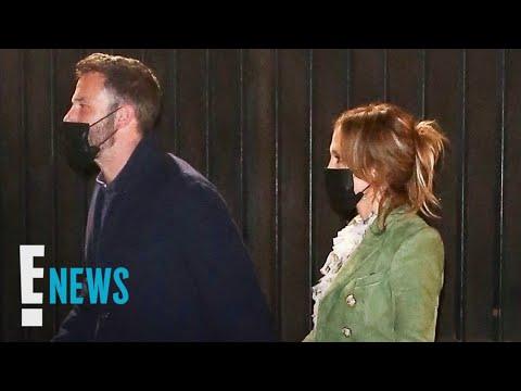 Jennifer Lopez \u0026 Ben Affleck's Fun Family Night | E! News