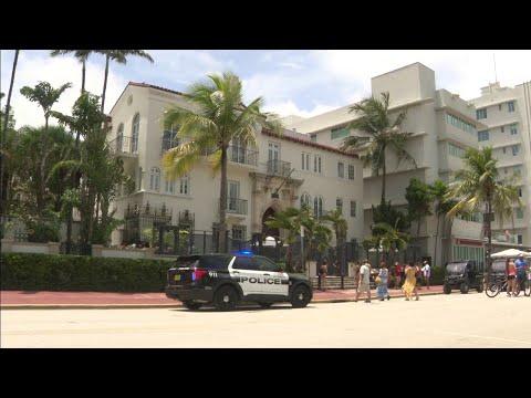 2 men found dead in room at former Versace mansion