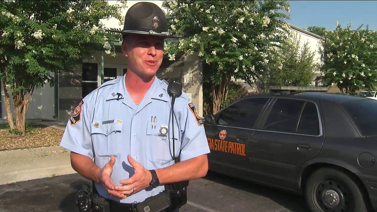Georgia Georgian Police Stock Photos Georgia Georgian: Georgia State Patrol Plagued By Low Trooper Numbers