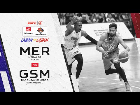 PBA: Ginebra vs. Meralco (REPLAY) - May 26, 2019