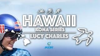 24 Hours with Lucy Charles heading into Kona II Vlog 16