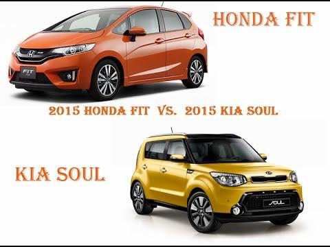 2015 Honda Fit Vs. 2015 Kia Soul...The Truth!!! (Part 2)